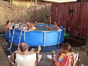 Affordable swimming pools, intex above ground pool decks