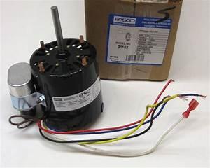 D1102 Refrigeration Fan Motor For Witt 7190