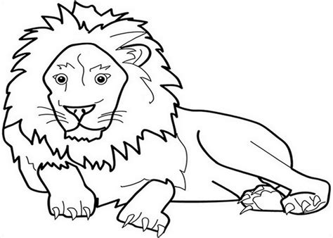 zoo animals kids coloring pages   colouring pictures  print