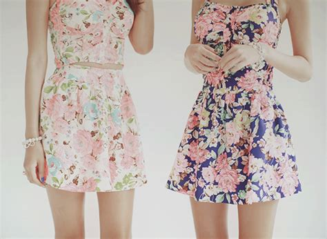 Ari.G Fashion - Ariana inspired floral skater dressu2026 Bustier and...