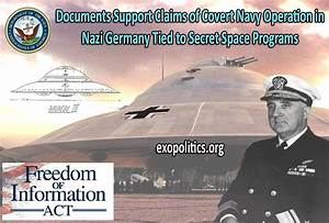 US Navy » Exopolitics