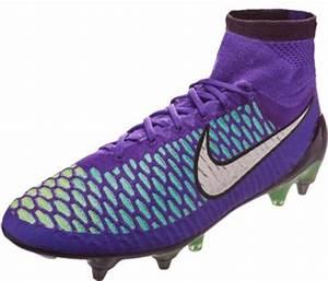 Nike Magista Obra SG-Pro Soccer Cleats - Purple Magista Obras