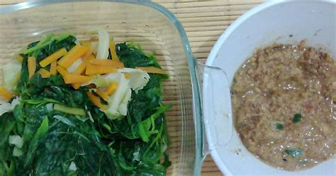 resep pecel simpel oleh pawon jeunk tya cookpad