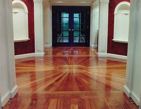 johnson custom homes hardwood floors