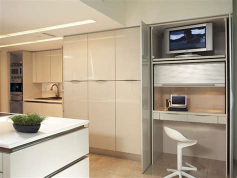 Small-kitchen-office-shelving