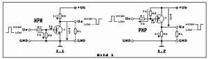 Transistor Basiswiderstand Berechnen : schalten und steuern mit transistoren i bs170 bs250 bc547 bc560 schaltuhr modul sc 77 m sc77m ~ Themetempest.com Abrechnung