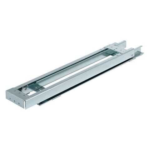 bottom mount drawer slides tiratell by hafele single top bottom mount 3 4 extension