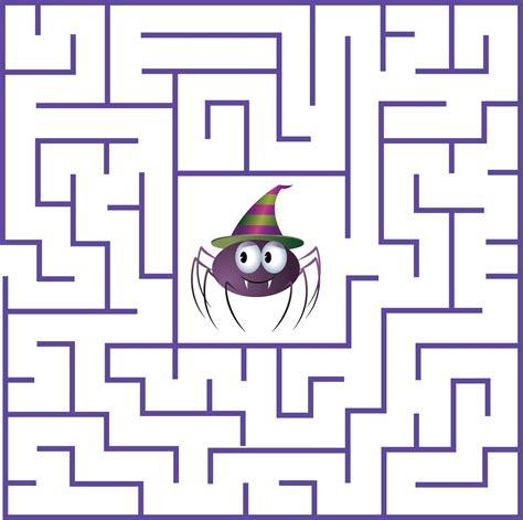 maze printable worksheets jpg 1600 215 1592 maze