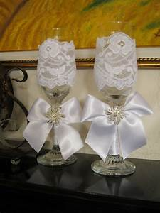 11 best images about diy mr and mrs champagne glass on With decorating wedding glasses for bride and groom