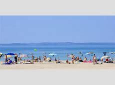 Beach Zaton Holiday Resort, Dalmatia, Croatia