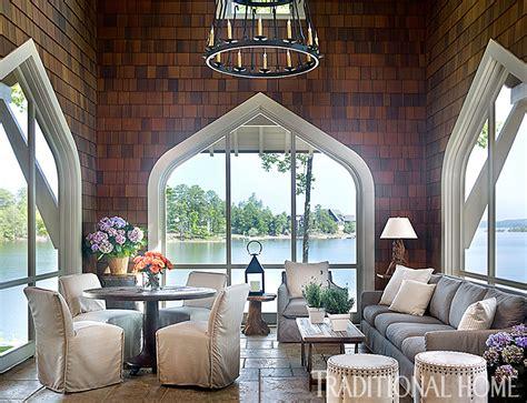 Gracious Lakeside Home gracious lakeside home traditional home