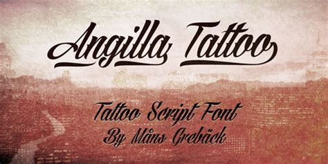 tattoo fonts typefaces  give  letters
