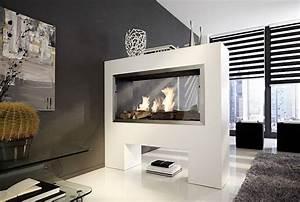 Ethanol Kamin Raumteiler : der perfekte kamin f r jedes zuhause ~ Markanthonyermac.com Haus und Dekorationen