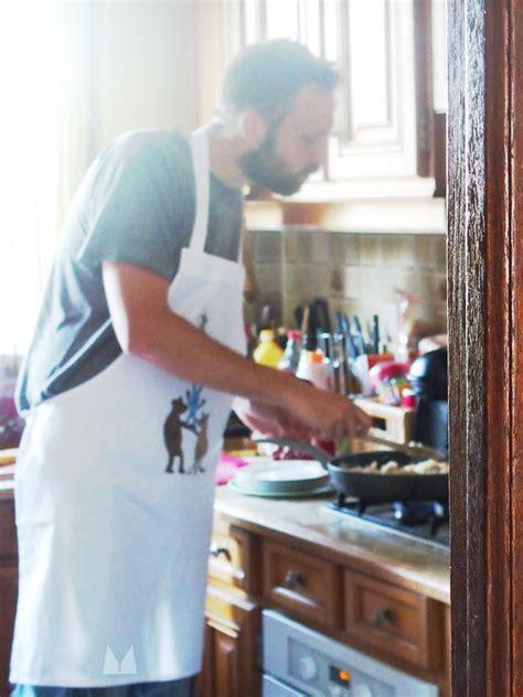 qui fait la cuisine le père sonnalisé fait la cuisine fête des papas le