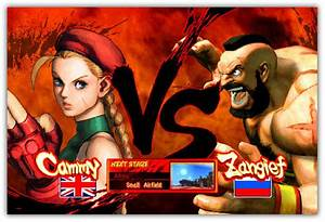 Street Fighter Iv For Iphone Adds Cammy And Zangief For