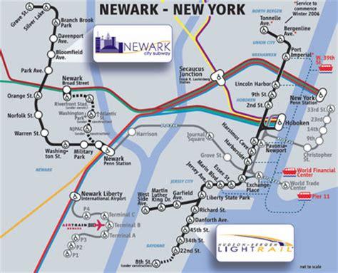 newark light rail schedule new jersey light rail map my blog