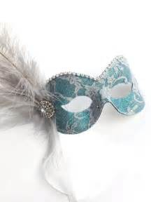 buying a wedding dress 39 s teal silver lace feather masquerade eye mask