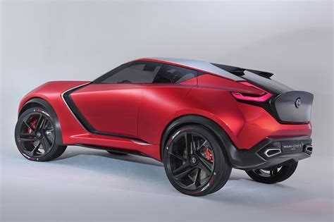 Nissan Gripz Concept Puts The 'sport' In Suv For Frankfurt