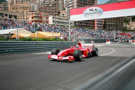 Grand Prix De Formule 1 De Monaco 2017