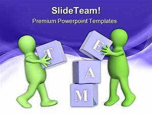 Success Teamwork Powerpoint Templates And Powerpoint ...