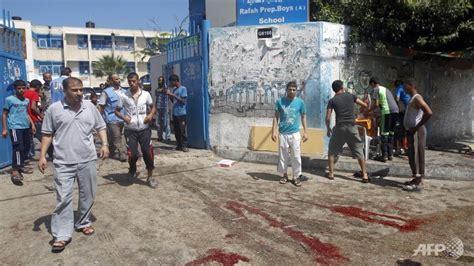 sedi onu ban ki moon 171 inchiesta sugli attacchi israeliani alle