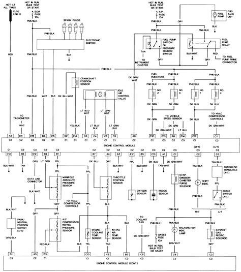 Vin Engine Control Wiring Diagram