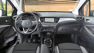 Avis Opel Crossland X : opel crossland x 1 6 ecotec diesel on attendait mieux ~ Medecine-chirurgie-esthetiques.com Avis de Voitures