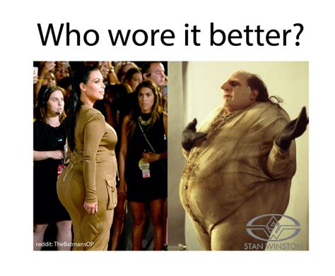 Who Wore It Better Meme - who wore it better