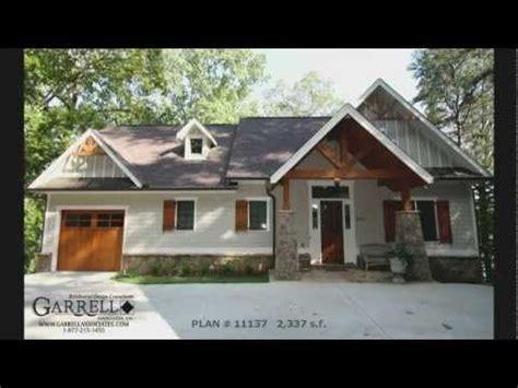 european house plans garrell associates inc the walkers cottage house