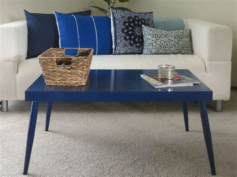 distressed blue coffee table blue coffee table sets