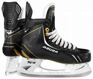 Hockey Skate Fit Chart Bauer Supreme One 8 Ice Hockey Skates Sr Skates Hockey