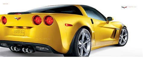 2010 Sport Cars by 2010 Chevrolet Corvette Sports Car Brochure