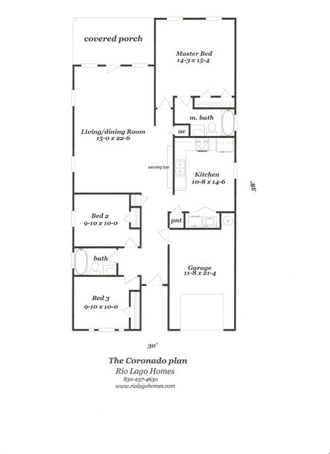 Rio Lago Homes  Floor Plans And Pricing