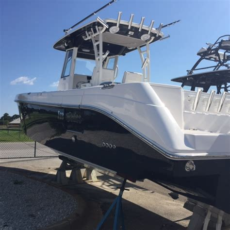 Used Everglades Boats by Everglades 325cc Boats For Sale Boats