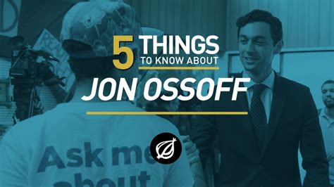 foto de 5 Things To Know About Jon Ossoff