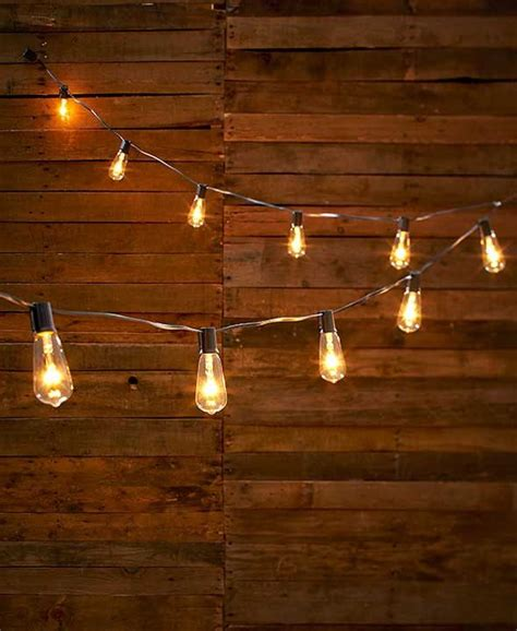 1000 ideas about string lights on lighting