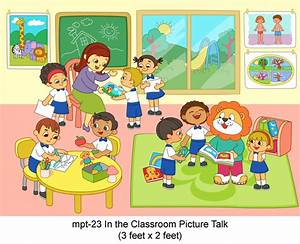 Play School Material For picture talk by MyKidsArena Buy