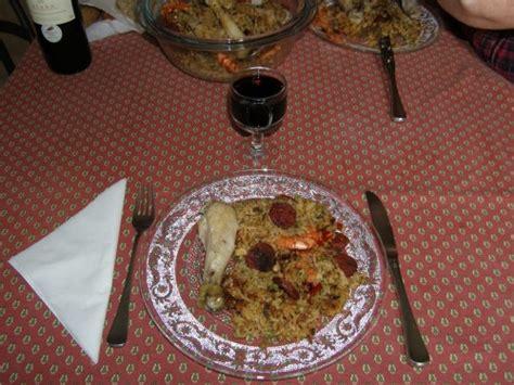cuisine gitane paella gitane la recette du dredi