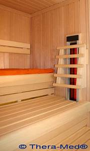 Mit Erkältung In Die Sauna : infrarotsauna die sauna mit dem mehrwert schreiner straub ~ Frokenaadalensverden.com Haus und Dekorationen