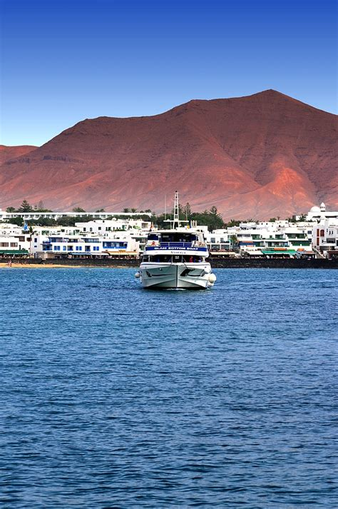 Glass Bottom Boat Playa Blanca by Lanzarotebilder Vom Mirrador Bis Salinas