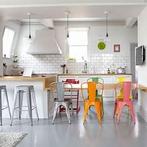 Table De Cuisine Grise : 20 id es d co pour une cuisine grise deco ~ Dode.kayakingforconservation.com Idées de Décoration