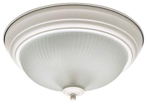 flush mount 13 25 inch ceiling light white modern