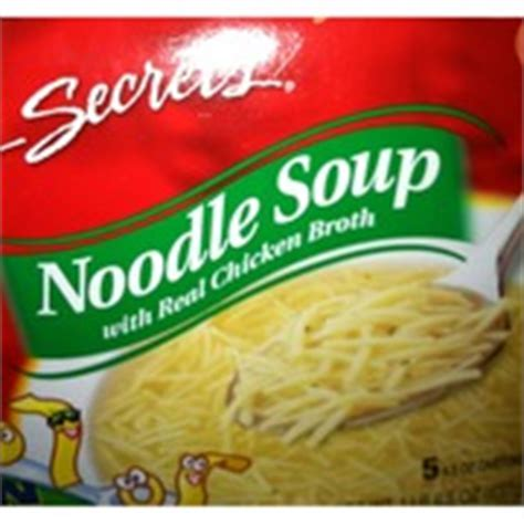 lipton noodle soup  real chicken broth calories