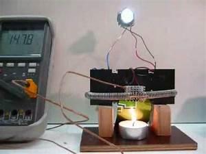 Generator Selber Bauen : thermoelektrischer generator mit 1w youtube ~ Jslefanu.com Haus und Dekorationen