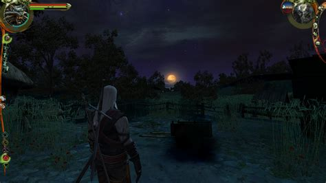 i finished witcher 1 and loved it so much here is my favorite screenshot witcher
