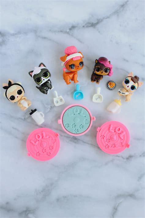 lol surprise pets confetti pop pearl surprise