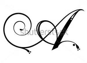 Cursive Letter M Tattoos