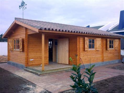casa de madera en el de santa mar 237 a de casasyustas 475691 habitissimo