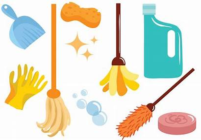 Cleaning Vectors Vector Icons Clipart Spring Graphics