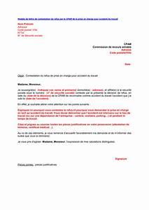 Lettre De Contestation Taux Ipp Accident Travail : lettre de contestation securite sociale ~ Maxctalentgroup.com Avis de Voitures